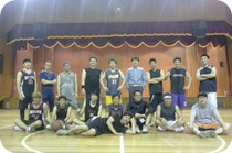 Basketball Club 이미지